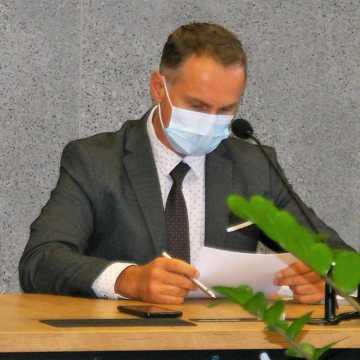 Przewodniczący Rady Miasta apeluje: noście maseczki!