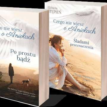"""Premiera książki Elżbiety Stępień """"Po prostu bądź"""""""