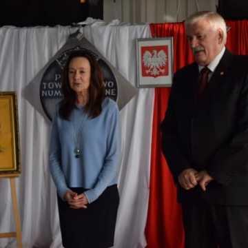 Numizmatycy z Radomska uczcili 100. rocznicę niepodległości