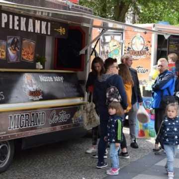 Food Truck on Tour na Reymonta w Radomsku