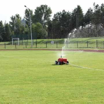 Nowy sprzęt do pielęgnacji boisk piłkarskich