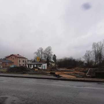 W Gomunicach powstaje park rekreacyjny