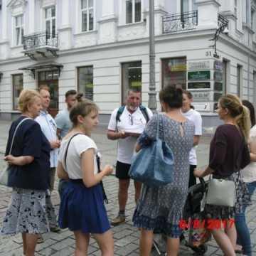 Rowerzyści promują Radomsko
