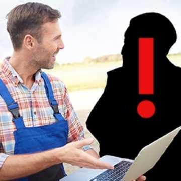 Nie dajcie się nabrać - ARiMR ostrzega rolników i przedsiębiorców