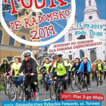 Charytatywny Tour de Radomsko 2019