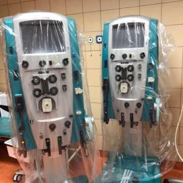 Nowy sprzęt dla szpitala