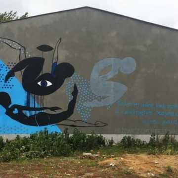 Mural na Bugaju odsłonięty