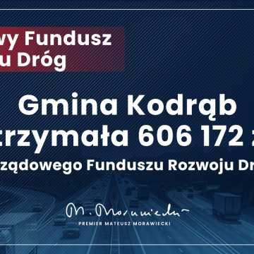 Rządowe pieniądze na remont dróg trafią do powiatu radomszczańskiego
