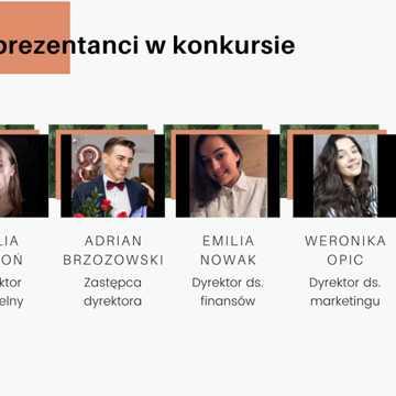 II LO w e-finale Ogólnopolskiego Konkursu PRODUKCIK 2020
