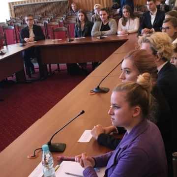 I Sesja Młodzieżowej Rady Miasta w Radomsku