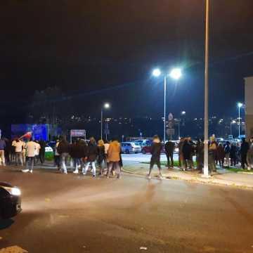 Protest w obronie Bełchatowa