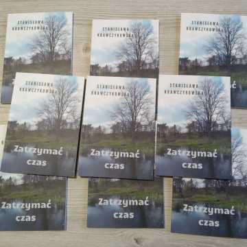 Stanisława Krawczykowska napisała tomik wierszy w wieku 95 lat