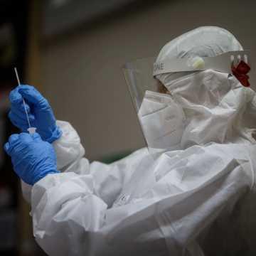 W Łódzkiem odnotowano 1300 zakażeń koronawirusem, w pow. radomszczańskim - 75
