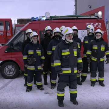 """[Wideo] Strażacy z OSP Bogwidzowy organizują """"Challange 518 50 dla Kacpra Pluty"""""""