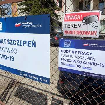 Blisko 25% mieszkańców Radomska zaszczepionych pełną dawką przeciw COVID-19