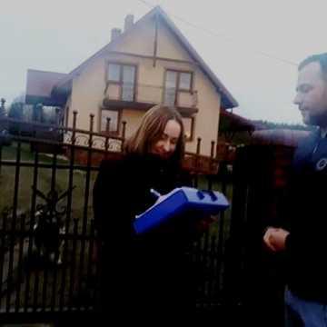 Radny Michał Koski prowadzi konsultacje z mieszkańcami