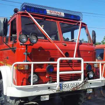 Nowy wóz gaśniczy w OSP Sucha Wieś