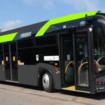 Mieszkańcy wybiorą kolorystykę autobusów