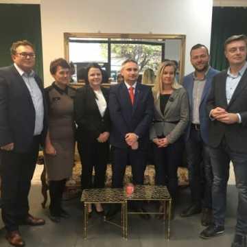 Radni PiS o koalicji w Starostwie Powiatowym