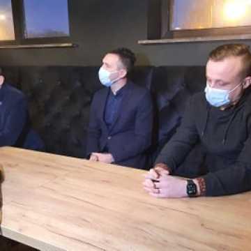Cezary Stefańczyk dyrektorem Akademii Młodego Piłkarza RKS Radomsko. Klub planuje także otwarcie przedszkola RKS