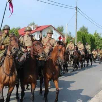 Rajd konny szlakiem Wołyńskiej Brygady Kawalerii 2 Dywizjonu Artylerii Konnej