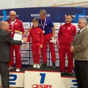 Senior i młodzicy ZKS Radomsko z medalami w Dębicy