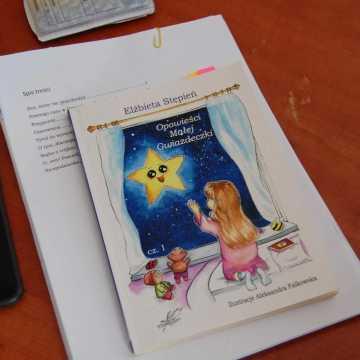 Książki Elżbiety Stępień w plebiscycie na Ksiażkę Roku. Sprawdź, jak możesz zagłosować