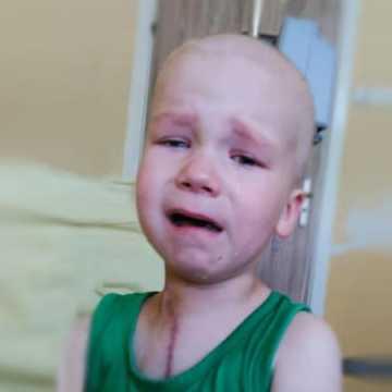 Potrzebna pomoc dla 4-letniego Wojtusia