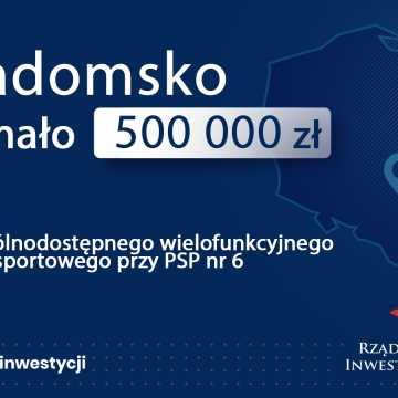 Ziemia Radomszczańska ze wsparciem z Funduszu Inwestycji Lokalnych