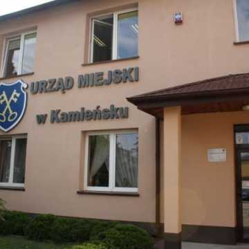 Inwestycje w Kamieńsku: nowy wóz dla OSP, bieżnia oraz hala sportowa