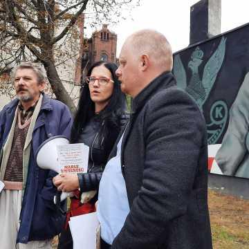 Marsz o wolność w Radomsku