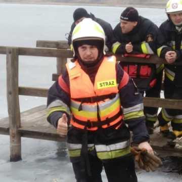 Strażacy ćwiczyli w Przedborzu