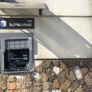 W Przedborzu wysadzono bankomat