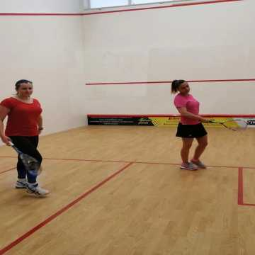Turniej squasha rozpoczęty
