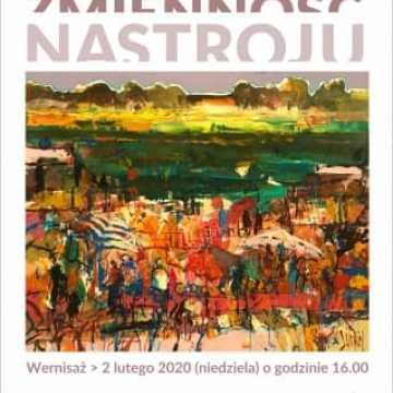 Wernisaż wystawy Krzysztofa Ludwina