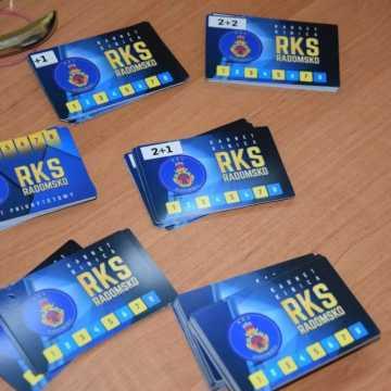 Karnety na mecz RKS Radomsko zachowują ważność