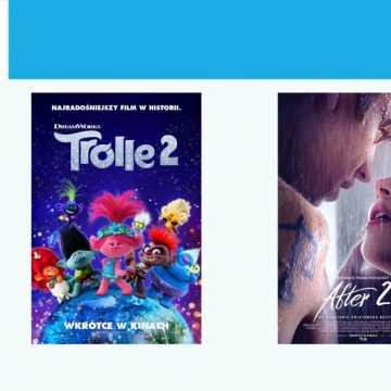Kino MDK zaprasza. Repertuar od  2 do 8 października