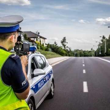 """Policyjna akcja """"prędkość"""" w sobotę w całym kraju"""