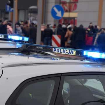 Nocne zatrzymania pijanych kierowców w Radomsku