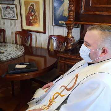 Jak przebiegają w Radomsku wizyty duszpasterskie w czasie pandemii?