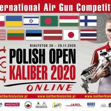 Strzelcy z Radomska na międzynarodowym turnieju w Białymstoku