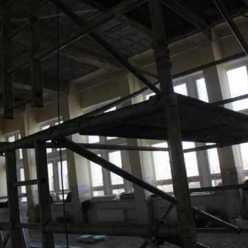 Kiedy zakończenie remontu sali obrad w Urzędzie Miasta Radomska?