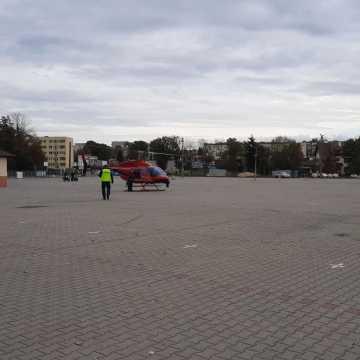 """Policyjna akcja """"Bezpieczne Radomsko"""" we współpracy z grupą Speed"""