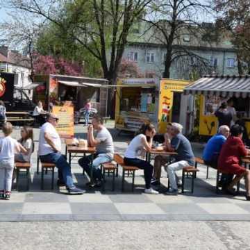 Food trucki przyjadą na plac 3 Maja