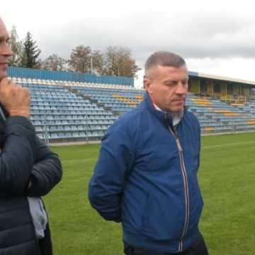 Wojciech Lenk pyta Magdalenę Spólnicką o pomysły na rozwój sportu w mieście
