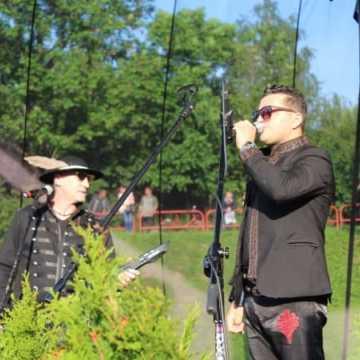 Koncert zespołu Kordian na zakończenie Radomszczańskich Spotkań Integracyjnych