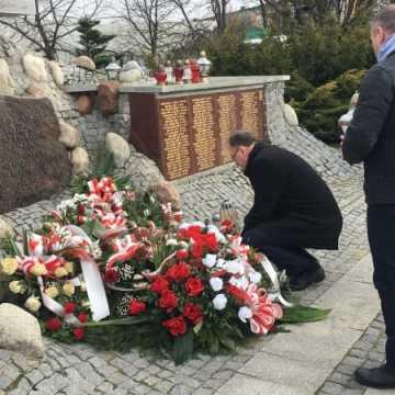 Tropem Wilczym dla uczczenia pamięci Żołnierzy Wyklętych