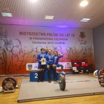 Oliwia Drzazga i Katarzyna Kozera z UMLKS Radomsko mistrzyniami Polski w podnoszeniu ciężarów