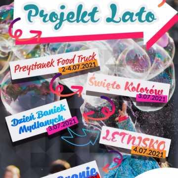 Projekt Lato w Radomsku. Będą koncerty, food trucki i konkursy