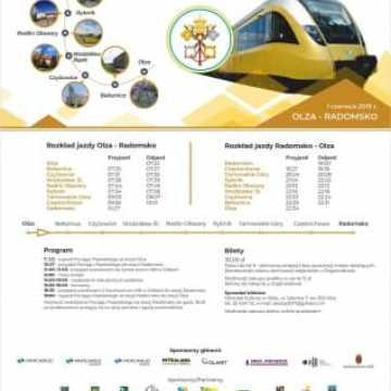Pociąg Papieski przyjedzie na stację PKP w Radomsku